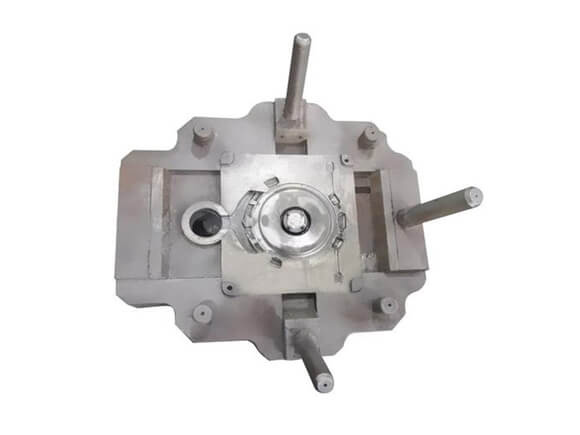 China Plastic Injection Parts Die Casting Mold Service