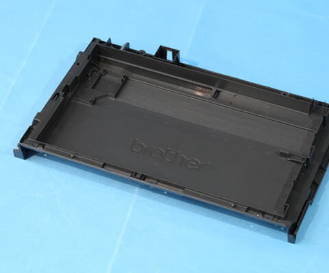 Plastic Scanning Cover Prototype Parts