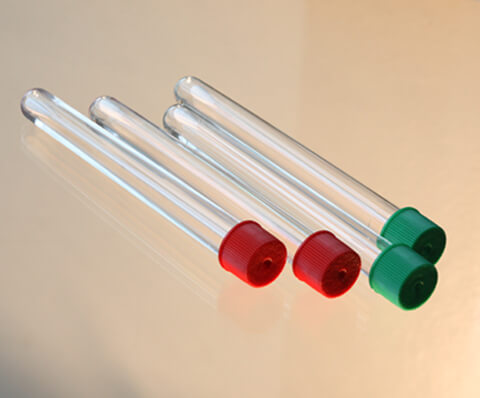 Cotton Swab Tube